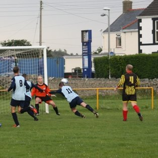 LLAN EDEGED OUT IN BAY DEFEAT