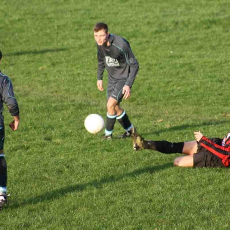 Cpd waenfawr v Llanerchymedd (1-1) 12/01/13 League