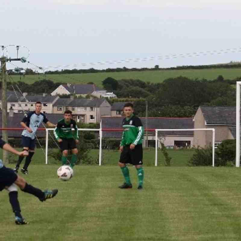 Cpd Llannerchymedd v Holyhead Hotspurs 2-0 (13/08/13)