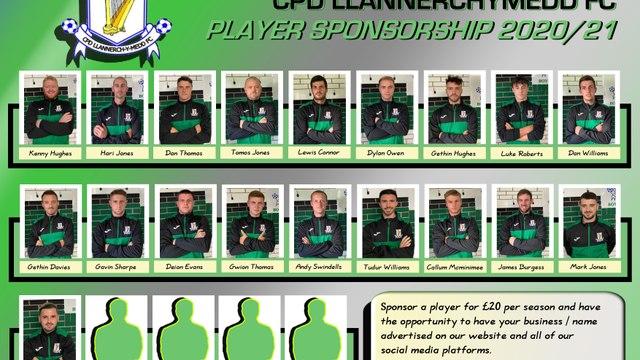 Players Sponsorship 2020/21