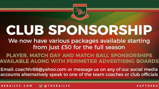 CLUB SPONSORSHIP OPPORTUNITIES