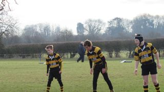 U11s Winners of the Landrover Cup 2015
