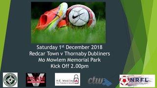 Saturday 8th December