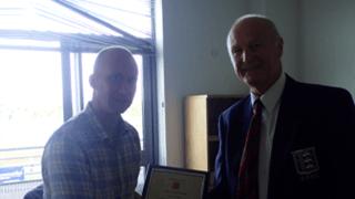 GRFU 25 Years Service Awards