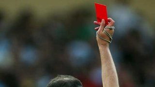 New Red Card Form