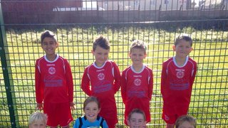 Stafford Town Panthers Under 8's