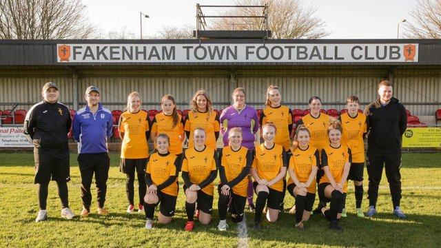 Fakenham Town Ladies