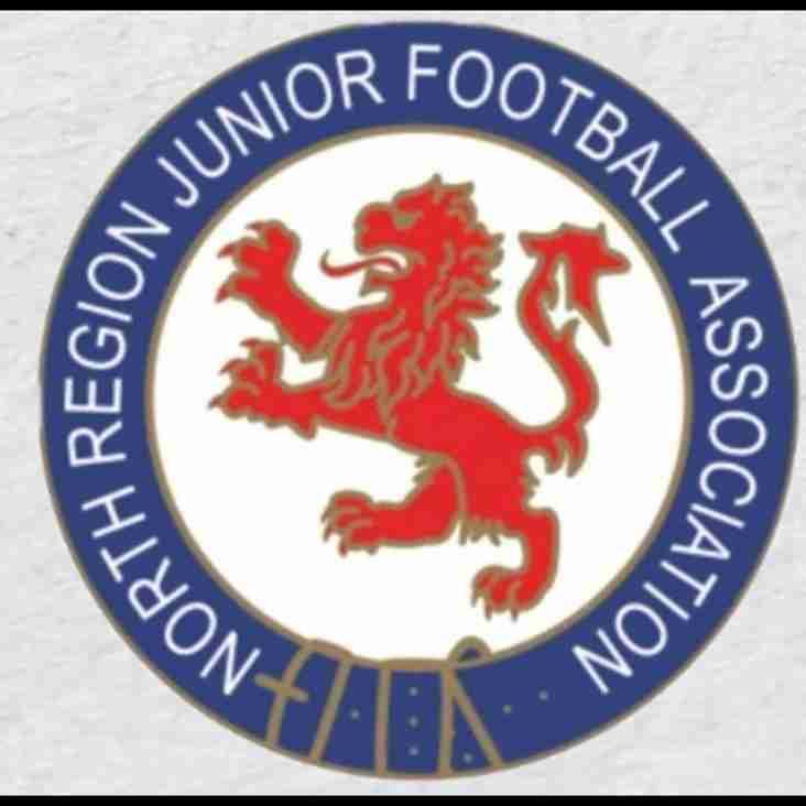 North Regional cup 2nd round Draw