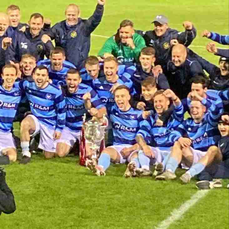 Banks O'Dee Win Aberdeenshire Cup