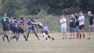 Bancroft Vs Thames Pre-season 15-0 Win Credit: Chris Cann