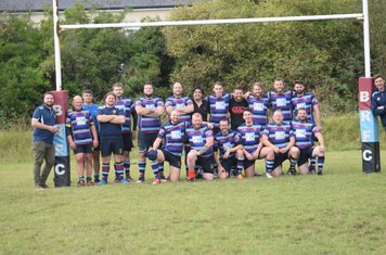 Winning the team same day beating Dagenham 75 - 15