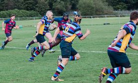 1's secure points in hard fought game