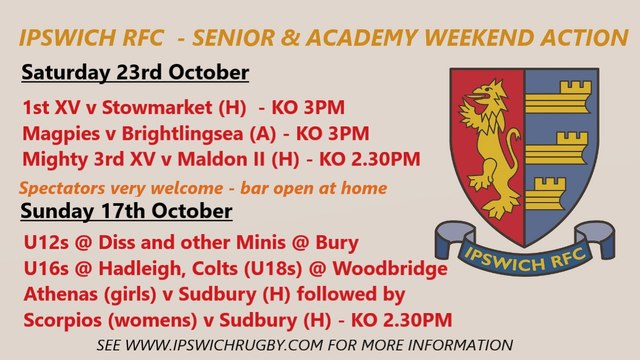 Top of the table clash and other weekend action preview