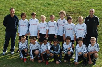 Withdean Youth under 13 Squad September 2009