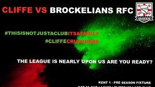 Cliffe Crusaders vs Brockelians RFC