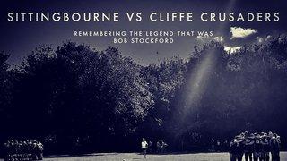 Cliffe crusaders Vs Sittingbourne Rfc