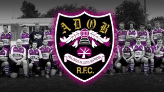 Junior Rugby available @ ADOB - Ages 3 - 12