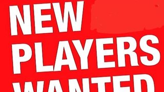 Girls Section - New Players Wanted