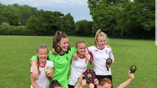 Girls - St Albans Tournament Round Up