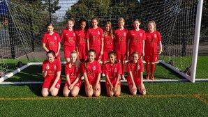 Bury Rangers U14s Girls