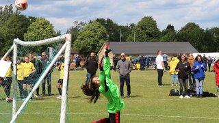 Bury Rangers u14 Girls Seek Goal Keeper