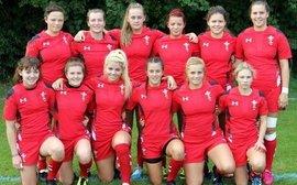 Wales U18 Girls making rapid progress