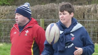 Welshpool U13 v Newtown U13 by Gary Williams