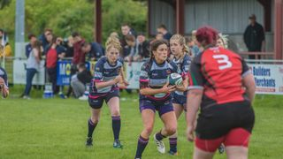 Welshpool Ladies v Llangollen Ladies by Briony Molly Photography