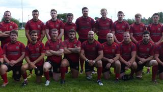 Welshpool v Denbigh by Gary Williams