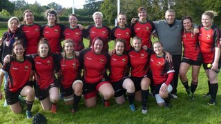Welshpool Ladies v Llangollen Ladies by Gary Williams