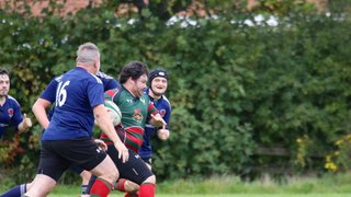 Wrexham 2nds v Welshpool 2nds by Julie Kaitani Reade