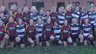 COBRA Ladies v Welshpool Ladies by Gary Williams