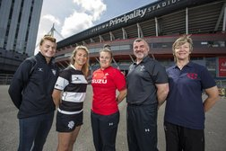 Wales Women set for historic autumn with two firsts for the game in Wales