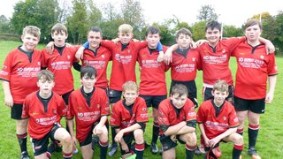 Welshpool U14 v Dinbych U14 by Gary Williams