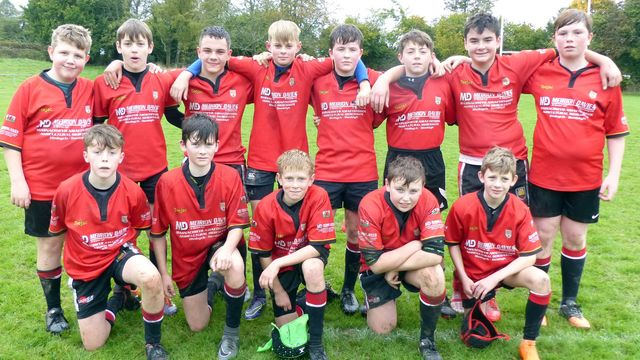 Welshpool U14 v Dinbych U14 by Gary Williams