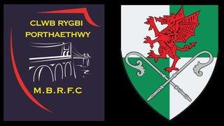 Menai Bridge 5 v Wrexham 2nds 31 - match report