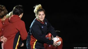 Wales Women look to build in Dublin - congratulations to Gwenllian