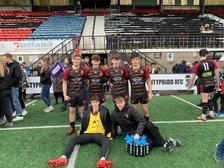 COBRA boys help RGC U16 to away win at the Blues