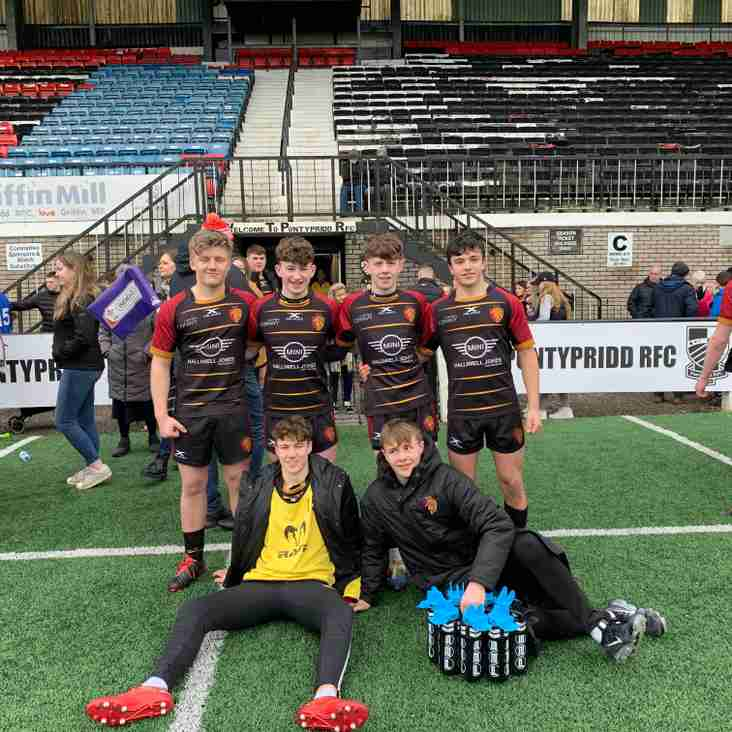 COBRA boys help RGC U16 to away win at the Blues
