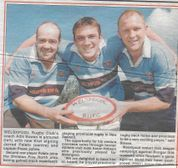 Twenty years ago... Pool make super overseas signing