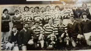 Memory Lane - 1970 - loss of ground causes problems for Welshpool RFC