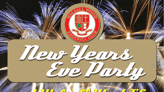 See in the New Year at The Wood.