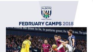 February Half Term Football Camps