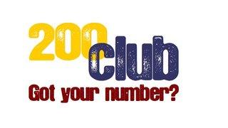 200 Club March Winners