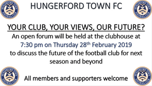 Supporters Forum