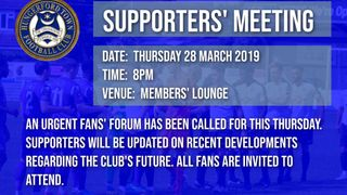 Supporters' Meeting