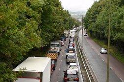 Traffic Update This Weekend