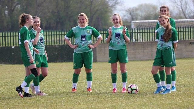Cleeve Ladies 5 v 1 Bradley Stoke Ladies Firsts