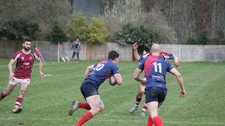 Cranleigh 1st v Streatham & Croydon