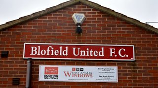 Blofield United v First Team (Mummery Cup) 03/02/18